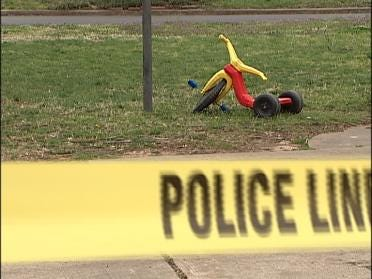 Toddler's Death Ruled A Homicide