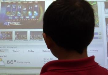 Students Are Getting Weather Savvy