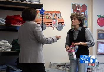 Project Elf Helping Tulsa School Children