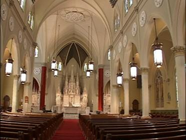 Improvements On The Way For Holy Family Cathedral