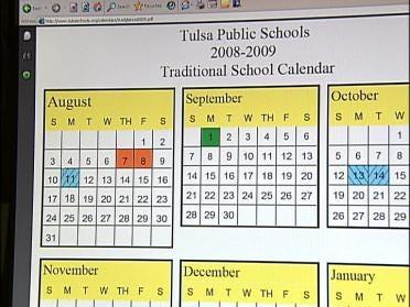 Parents Unhappy With New School Calendar