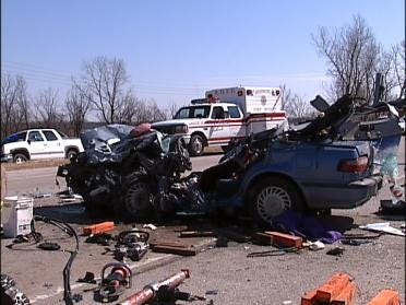 Sunday Drives Turn Deadly In Green Country