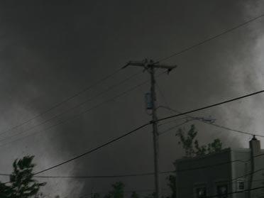 Man Injured Getting Video Of Tornado