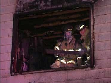 Cause Of Fire Under Investigation