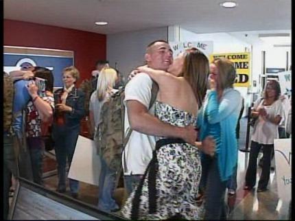 Area Marines Return Home From Iraq