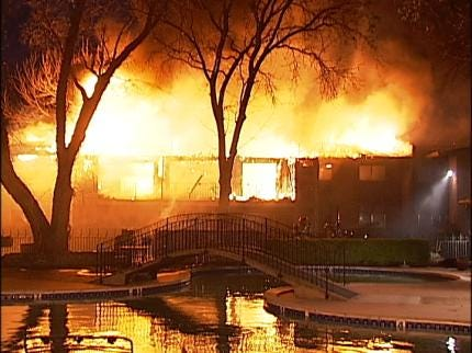 Tulsa Fire Officials Frustrated With Area Hospitals