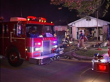 Fire Damages Several Broken Arrow Residences