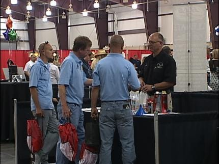 Apartment Trade Show Takes Aim At Meth