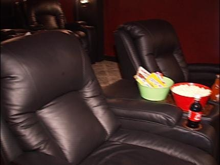 Man Caves On Display In Owasso