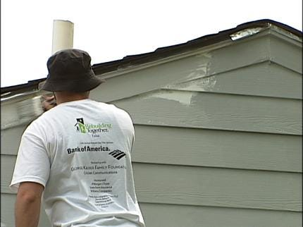 Tulsa Organization Sponsors Home Makeovers