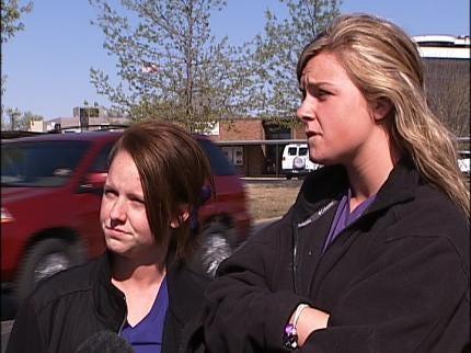 Developing Story: Bishop Kelley Students Remember Kaitlyn - TEST