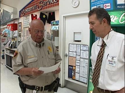 Tulsa County Sheriff Launches Campaign On Meth