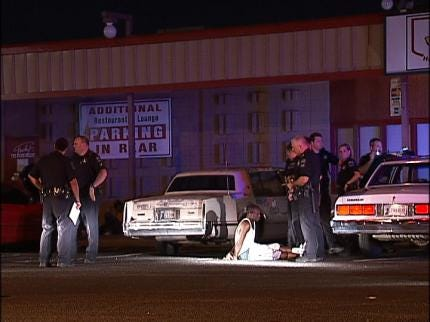 Two Shootings, Two Victims Taken To Two Tulsa Hospitals
