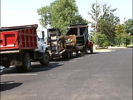 More Learned About Possible Tulsa-Area Asphalt Scam