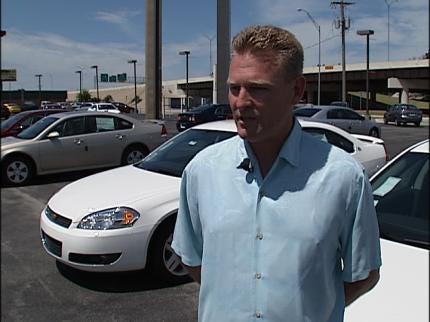 Tulsa Auto Dealers Running Short On In Stock Inventory
