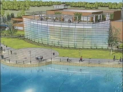 Glenpool's New City Hall To Have Sapulpa Zip Code