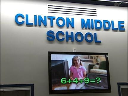 Tulsa's New Clinton Middle School & Others Open For Class