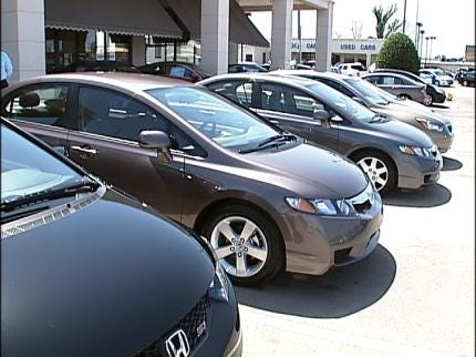 Tulsa Dealerships Hope For 'Cash For Clunkers' Extension