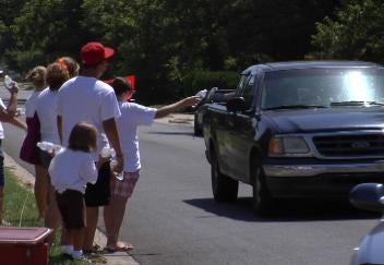 Timothy Baptist Church in Muskogee Practices Random Acts of Kindness