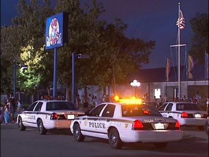Some Refuse To Return To Tulsa's Big Splash After Fights