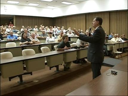 Congressman Tom Cole Discusses Health Care Plans, Alternatives