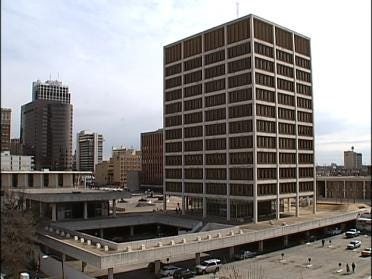 Old Tulsa City Hall Building For Sale