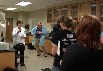 TCC Holds Biotechnology Extravaganza