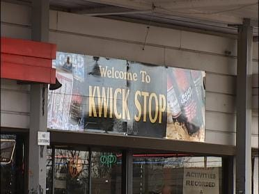 Kwick Stop Handgun Thieves Caught On Tape