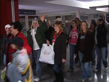 Locust Grove Students Return From Inauguration