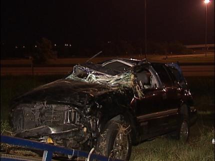 Teenage Girls Hospitalized After Broken Arrow Accident