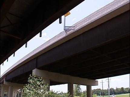 Why Is A Creek Turnpike Bridge Like A Roller Coaster?