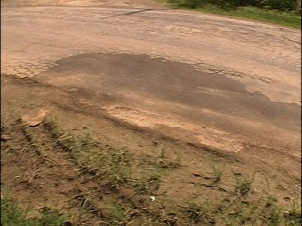 Muskogee Puts Stimulus Dollars Into Road Repair