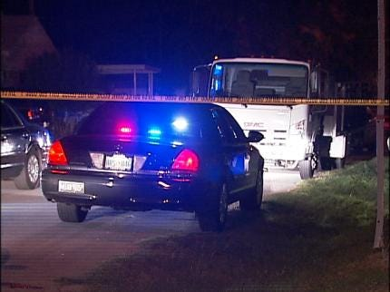 TPD: Tulsa Man Run Over & Killed By Delivery Truck