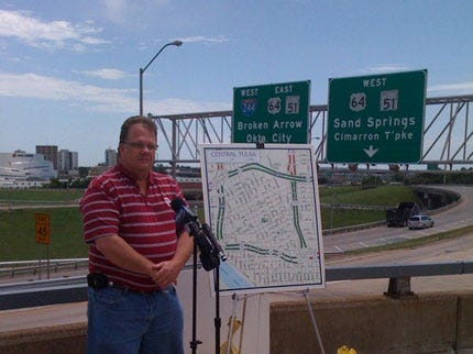 Downtown Drivers Should Expect Major Changes