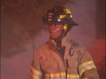 Fire Damages Westside Tulsa Home