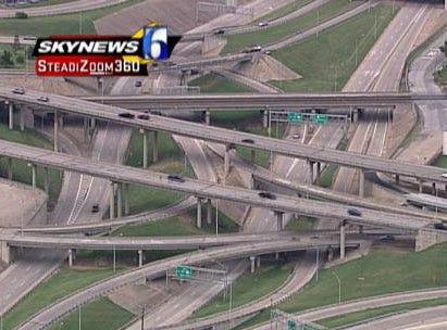 Avoid Tulsa's Downtown Inner Dispersal Loop