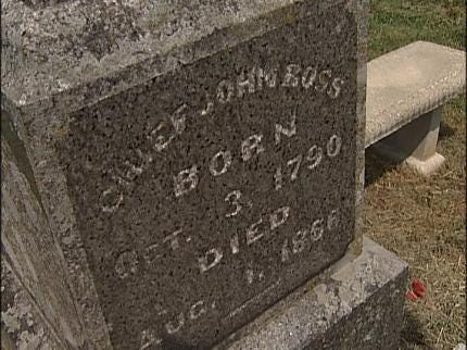 Renovation Underway At Historic Cherokee Cemetery