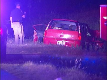 Drumright Couple Killed In Creek Co. Crash