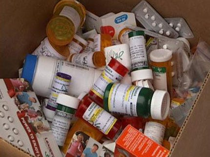 Thousands Of Prescription Pills Off Oklahoma Streets