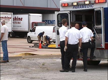 Tulsa Ammonia Leak Prompts Evacuation