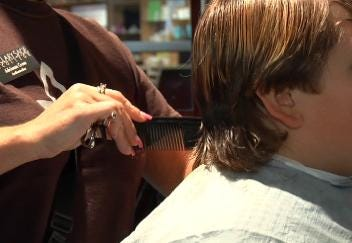 Clary Sage College Plans to Give Free Haircuts for Kids