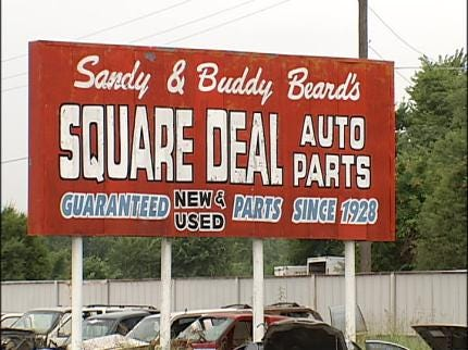 Tulsa Salvage Operator Questions 'Cash For Clunkers' Program