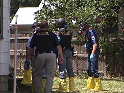 Tulsa Woman Set On Fire Dies