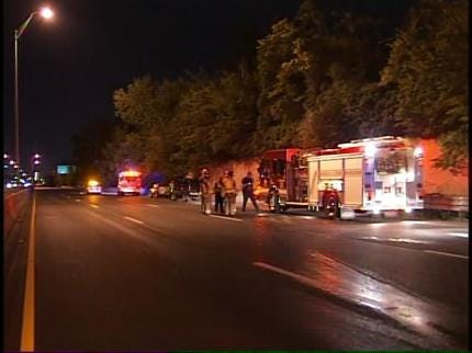 Police Identify BA Expressway Accident Victim