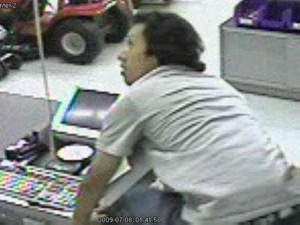 Can You ID Cash America Pawn Burglar?