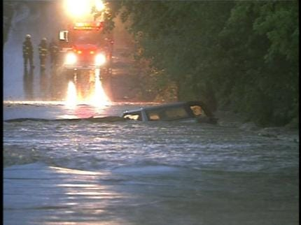 Dispatchers Given Protocol For Sinking Cars