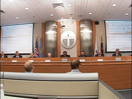 Possible Deal On Tulsa Police And Fire Budgets