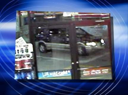 Suspect Wanted In Tulsa Convenience Store Robbery