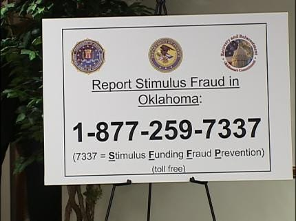 Stimulus Fraud Put To Reality Check