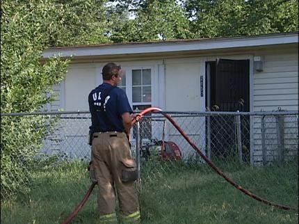 Tulsa Teen Arrested On Arson Complaint